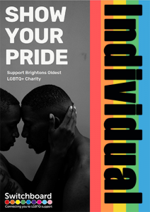 Show your Pride - Individual Giving